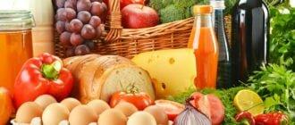 Полезные продукты для поджелудочной