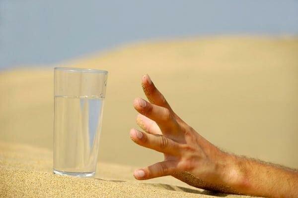Что будет если долго не пить воду?